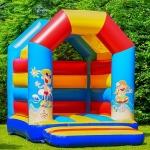 Colourful Bouncy Castle