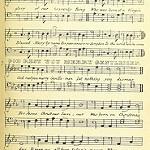 Carol Sheet Music