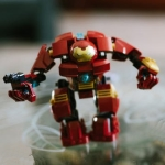 Ironman In Hulk buster suit