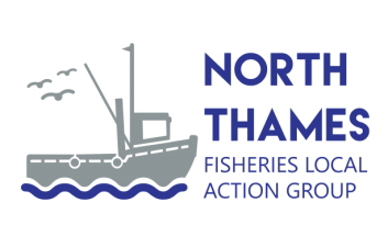 North Thames Fisheries Local Action Group logo