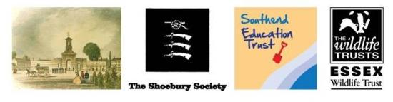 Shoebury Garrison Heritage Centre related logos