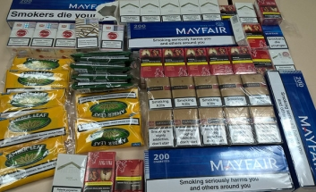 Variety of tobacco products