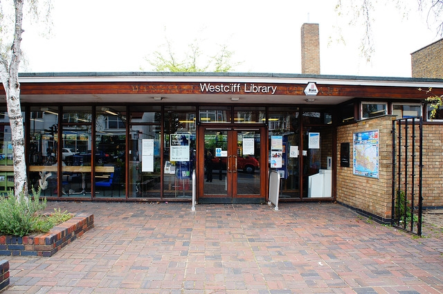 Photograph of Westcliff Library