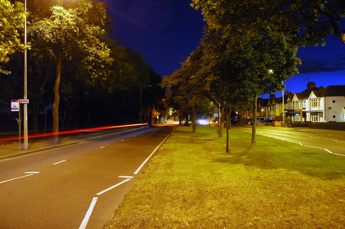LEDs to be installed along a further stretch of the A127