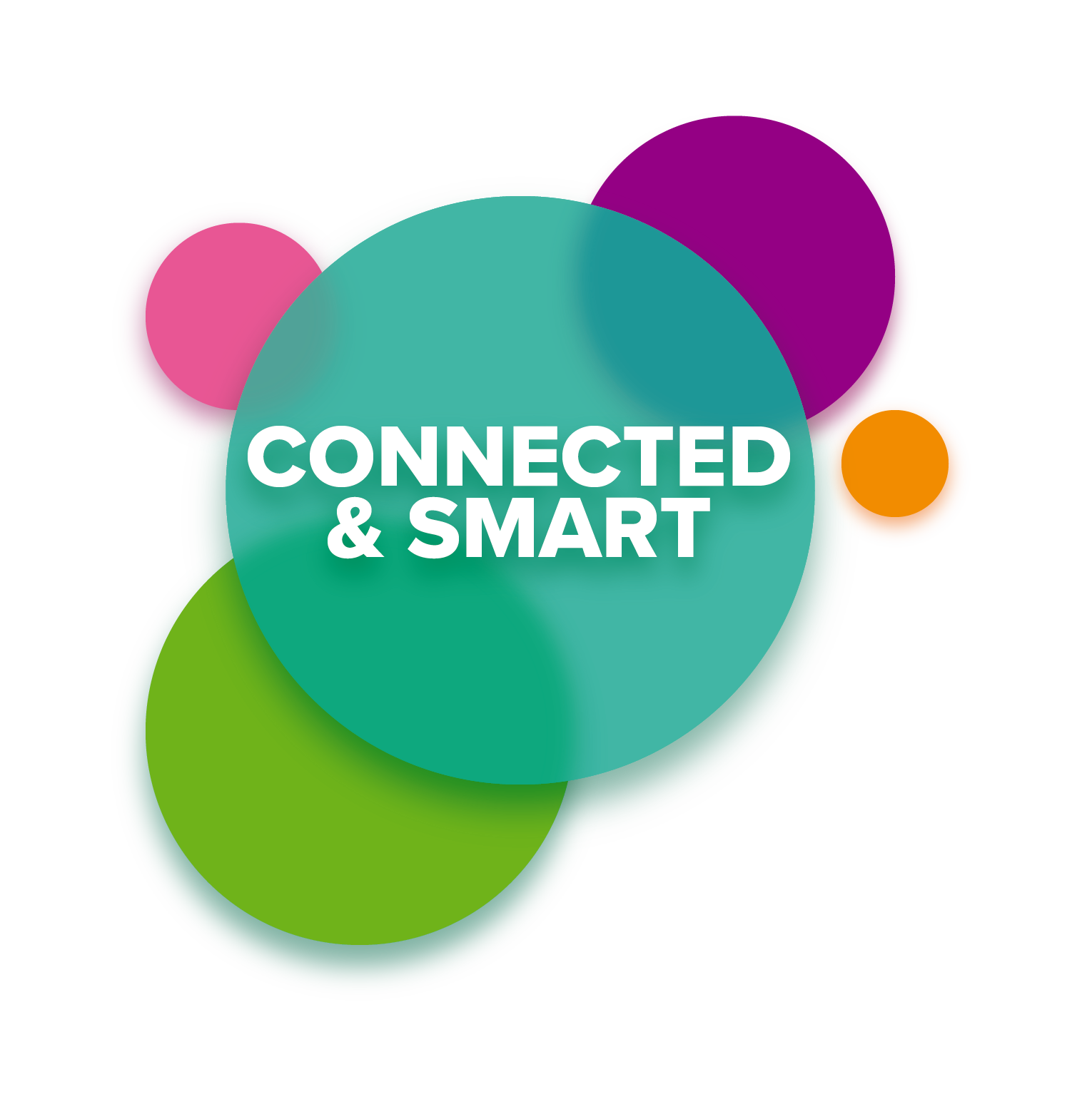 2050 Connected and Smart logo