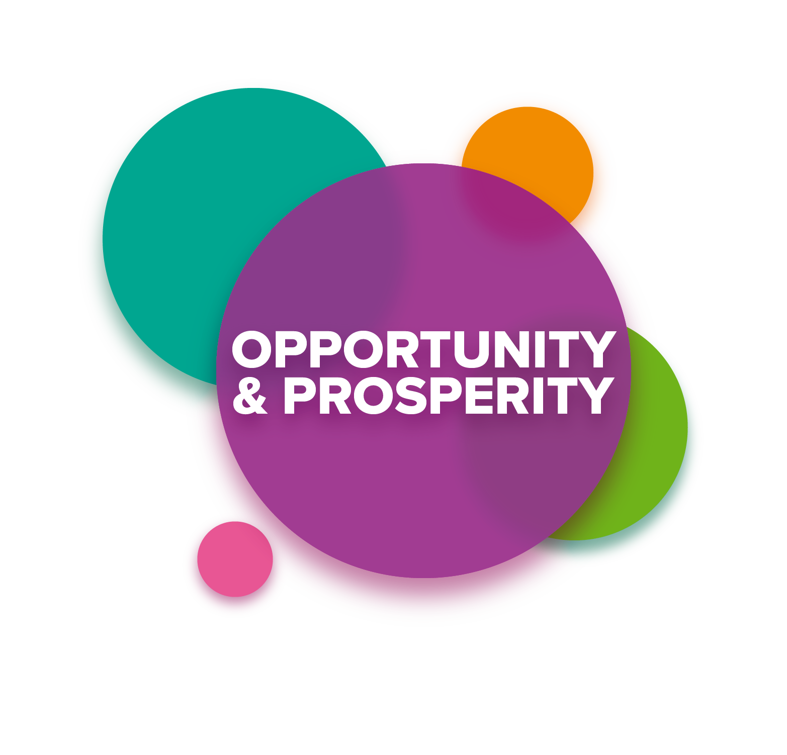 2050 Opportunity and Prosperity logo
