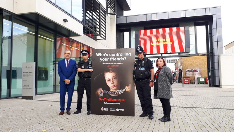 See The Signs campaign launch