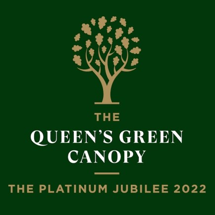 Logo The Queens Green Canopy