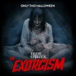 Text: The Exorcism