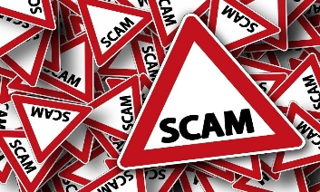 Scam images for phone scam news story