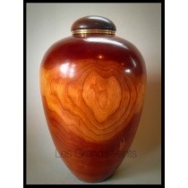 Photo of Les Grands Vents - Unique Wooden Urn