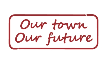 Our Town, Our Future logo