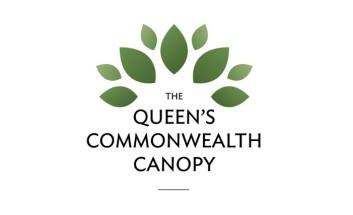Queen's Commonwealth Canopy Logo