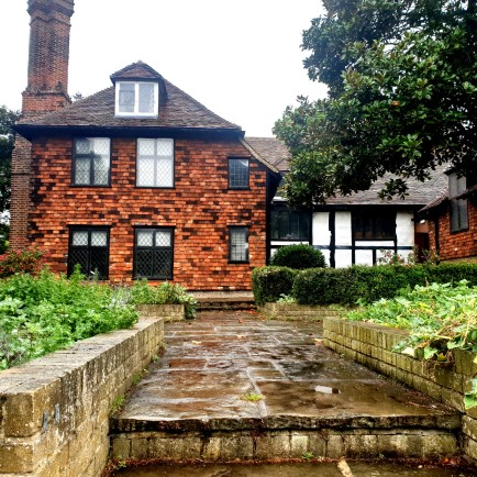 Outside of Southchurch Hall