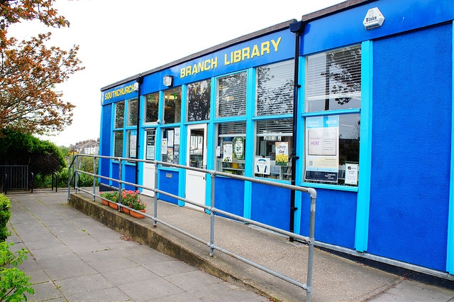 Photograph of Southchurch Library