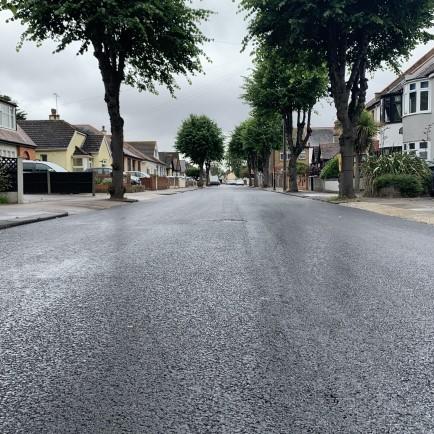 Trinity Road Resurfacing
