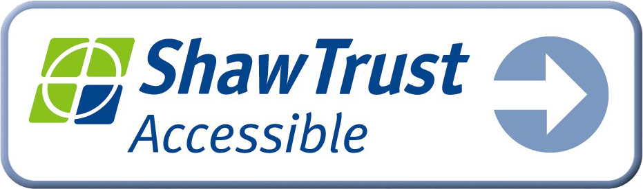 Logo: visit the Shawtrust Accessible website